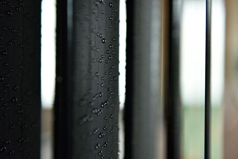 輻射冷暖房システム